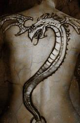 Macks Dragon by BfstudiosLLC