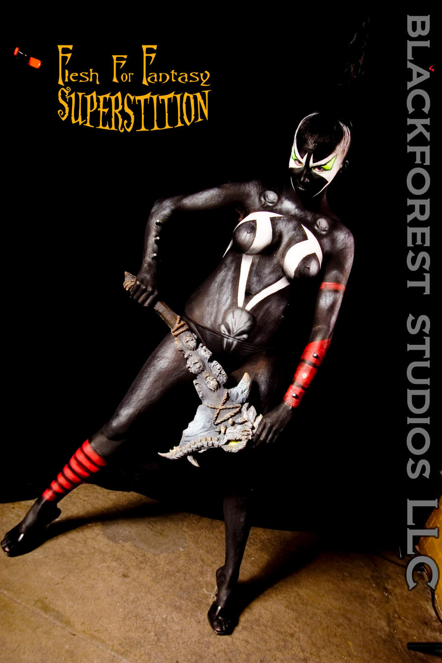 Spawn Body Paint By BfstudiosLLC