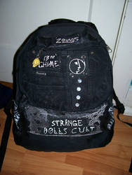 my backpack by aetherclaw