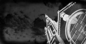 dark gothic church