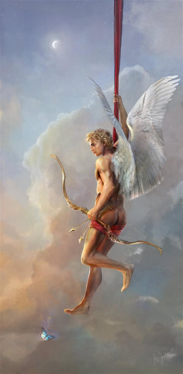 Eros by Caelicorn