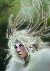 Forest Spirit by madanmar