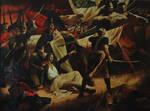 Mortal Wound of General Bogration at Borodino