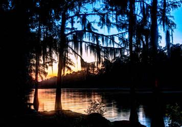 Caddo Sunset