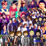 One Direction gif by addieditions