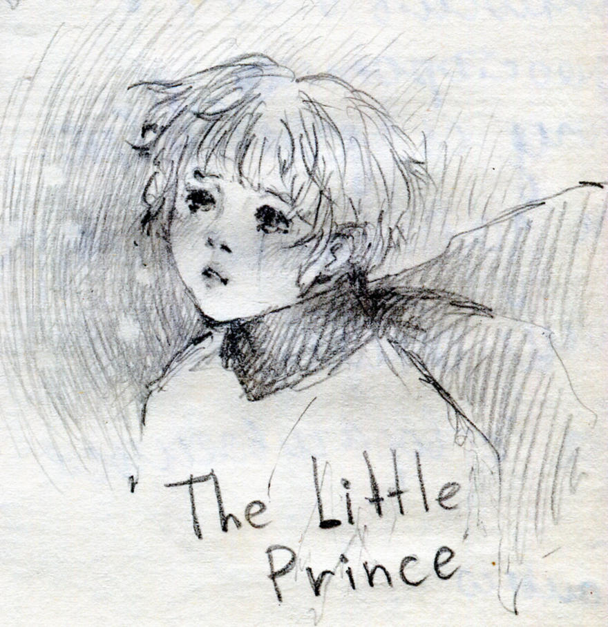 The Little Prince by Stich-tyan