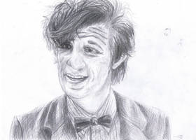 Bow Ties are COOL! 11th Doctor [Who] by MadeInACME