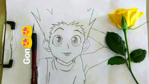 Cute Gon freece by AgentVIKI