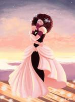 Garnet's Wedding by katiepox