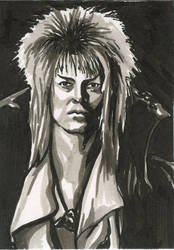 Labyrinth - Jareth by AshleighPopplewell