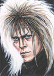Labyrinth - Jareth Closeup