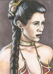 Star Wars - Slave Leia