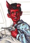 Boy Hellboy