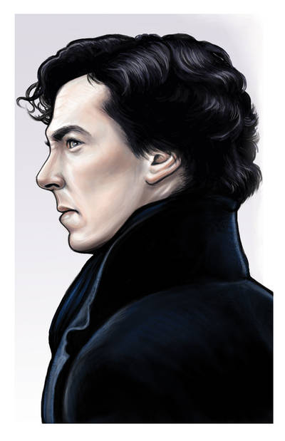 Sherlock by AshleighPopplewell