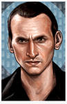 Christopher Eccleston as The Doctor by AshleighPopplewell
