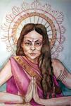 Mahogany Goddess by AshleighPopplewell