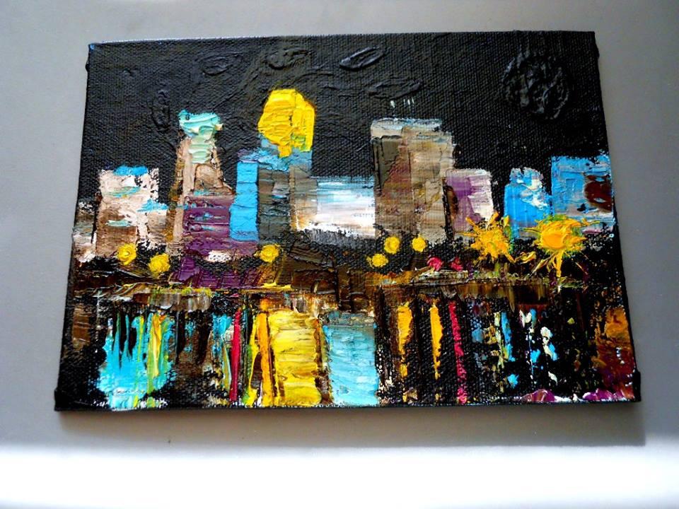 Minneapolis, the Money City by LaShink