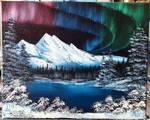 Northern Lights by LaShink