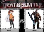 Naruto Vs. Thanos by Camperor