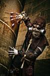 Scarecrow (Dr. Jonathan Crane) - Arkham Asylum