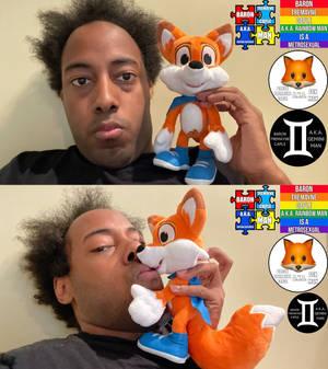 Baron Tremayne Caple A.K.A. Fox Man