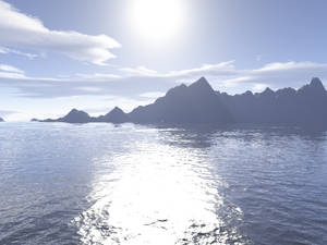 A tryst with Terragen... - b