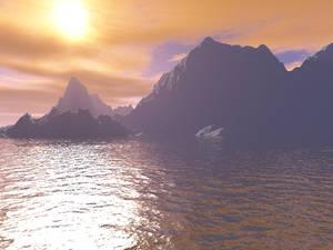 Yet another Terra - scenery...