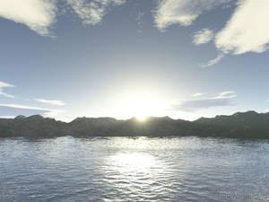 The Sun rises again