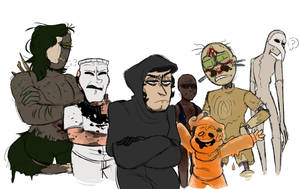 the squad that will kick your ass