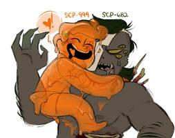 best pals by mk--doodle