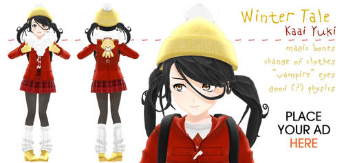 Winter Tale - KAAI YUKI + DL