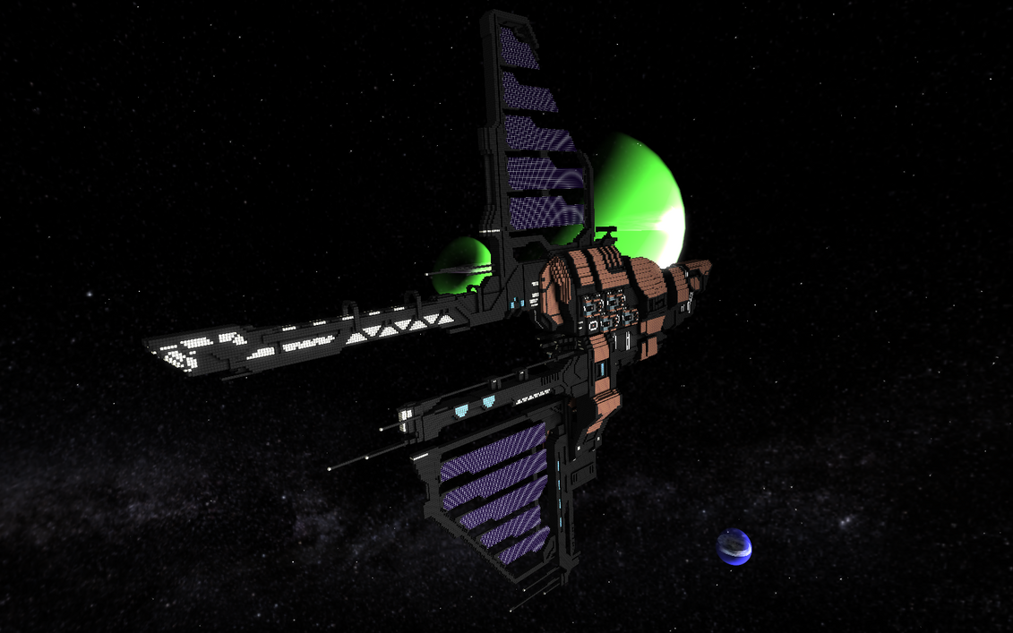 space ship on starmade - photo #4