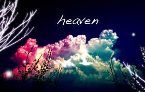 heaven by davidzamoradesign