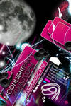 moonlight party flyer