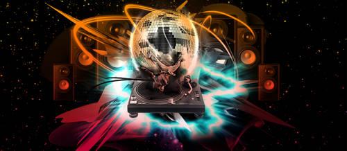 electrik scream remixed by davidzamoradesign