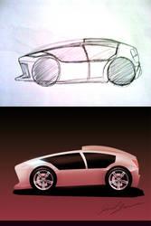 David zamora car concept by davidzamoradesign
