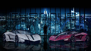 Concept Car Custom Chronus Tuning Crline Montadora