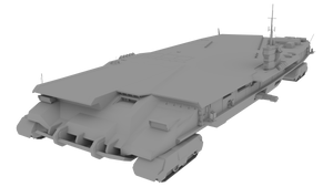 Expedition carrier Kapisi WIP 01