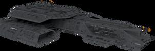 304-class battlecruiser Flight II USS Hammond
