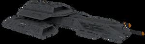 304-class Deep Space Carrier USS Daedalus