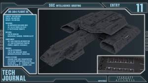Tech Journal 11 - BC-304 Flight III [FANON]