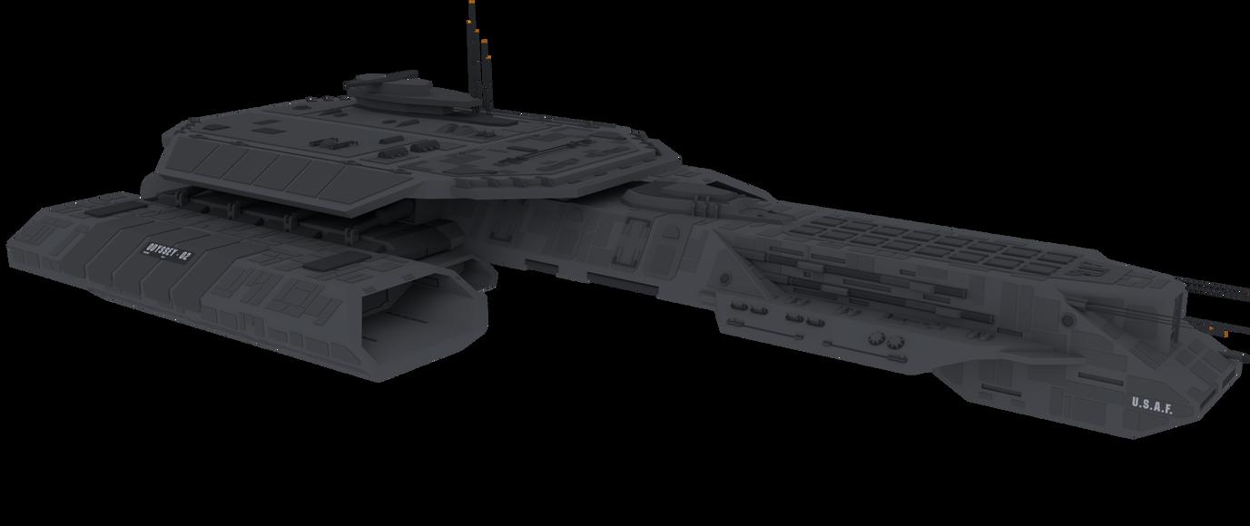 304-class rebuild WIP03 by NepsterCZ