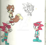 MM: Tails and Amy