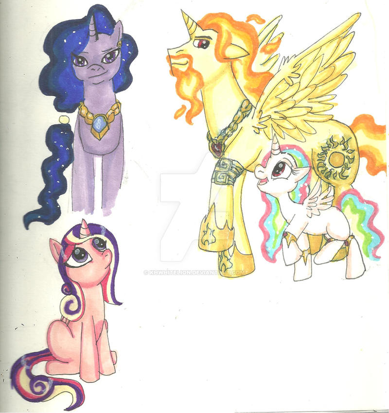 Mlp Cadences Parents | www.pixshark.com - Images Galleries ...