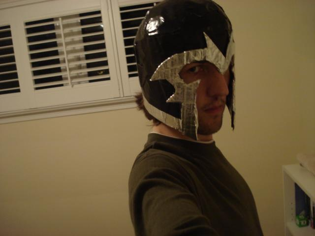 Magneto Helmet By Zodberg
