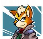 Fox McCloud Sketch