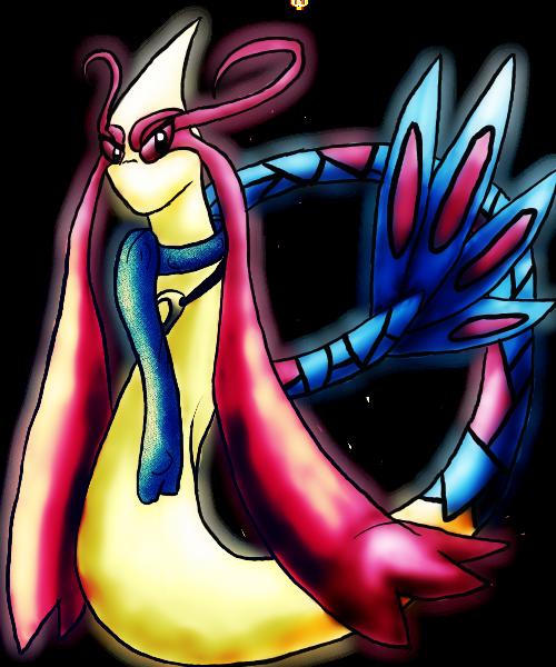 Yusei the Flamboyant Milotic[Hoenn, Pacifidlog] For_ember_by_it_ravager-d5n5glr