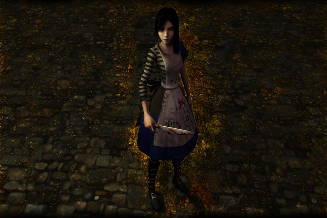 Split Alice by kirateufel