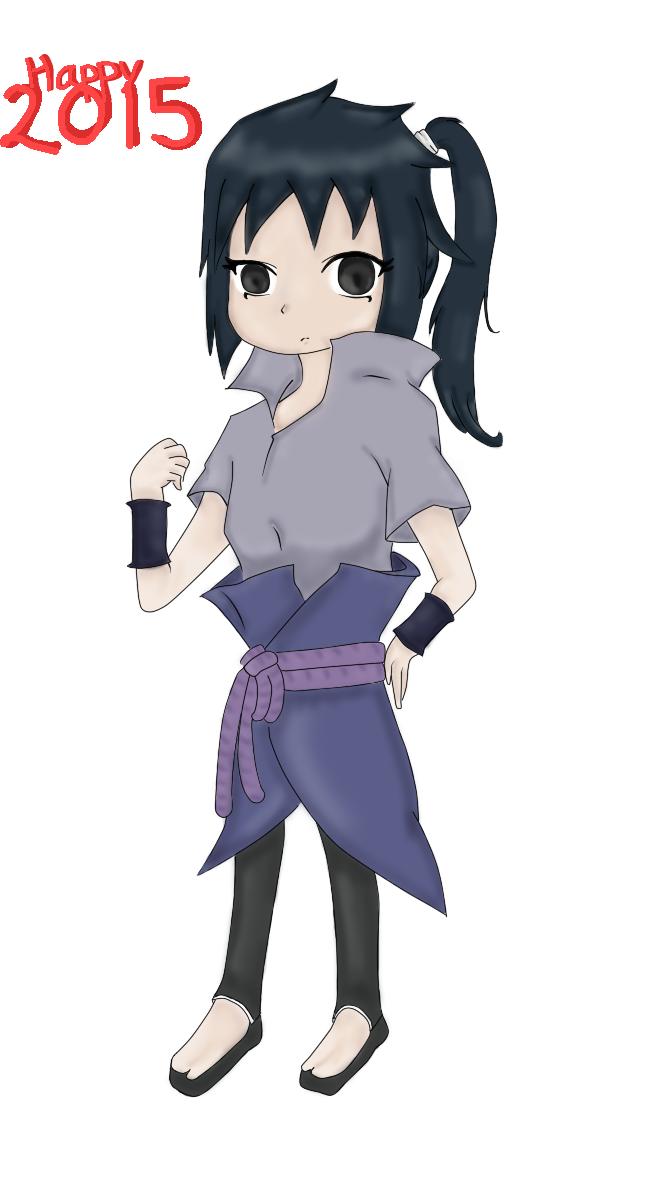 Fem Sasuke again by HannahSakura on DeviantArt