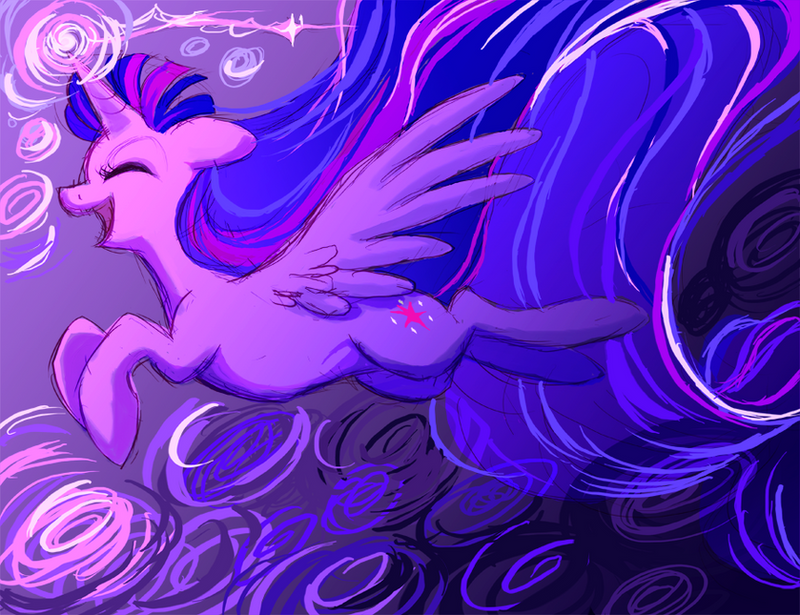 The Spark by Lopoddity